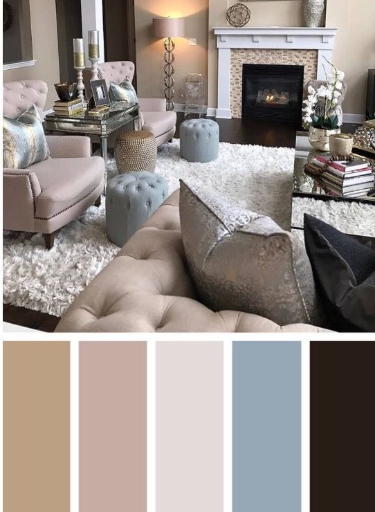 Home Decorating Color Ideas 2019 In Living Room