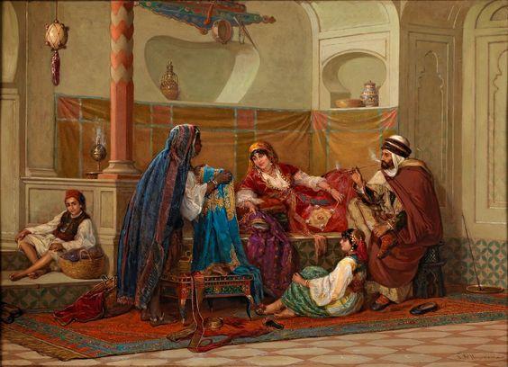 El harén  y la sexualidad en el Al-Andalus C3a4ea44462692d47fc62706d84df177