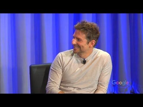 31 Bradley Cooper A Star Is Born Talks At Google Youtube