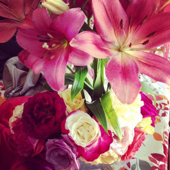 Lilly & Rose love! Beautiful!