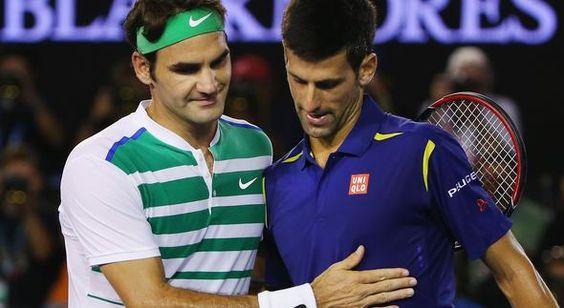 Roger Federer, Novak Djokovic - Australian Open 2016 / Autor: (c) Getty Images, (c) Getty Images