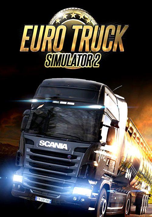 Euro Truck Simulator 2 Download For Pc Full Latest Version Euro American Truck Simulator Trucks