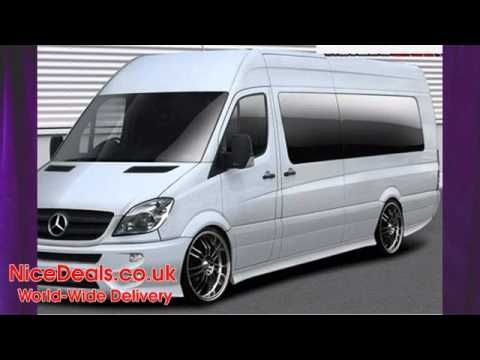 Mercedes Sprinter Body Kits Bumpers Side Skirts Spoilers Body