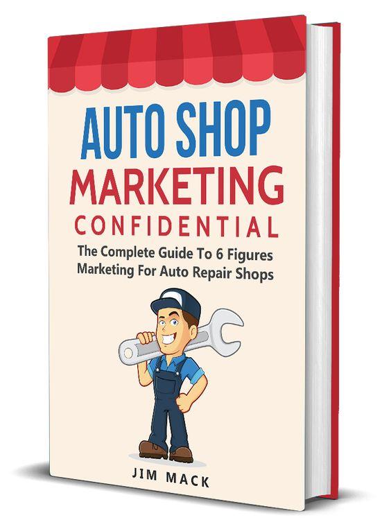 [GET> Auto Shop Marketing Confidential