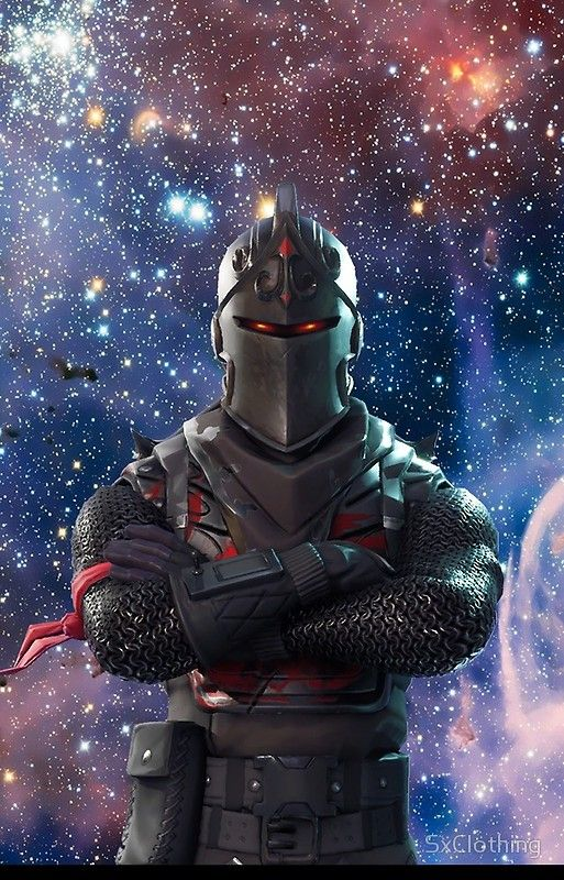 Black Knight Skin Fortnite Wallpaper