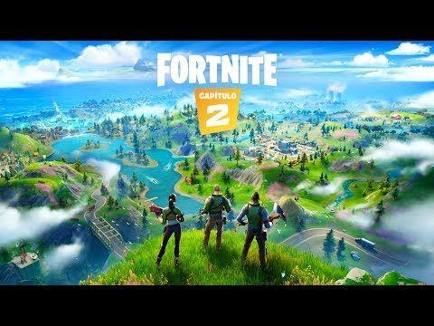 Fortnite Capítulo 2 Tráiler De Lanzamiento Youtube Fortnite Battle Royale Game Epic Games