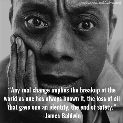 James Baldwin: