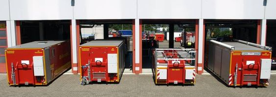 Abrollaufbauten Viernheim - gebaut von  sirch.com