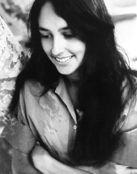Joan Baez - beautiful, down-to-earth, talented, witty, compassionate