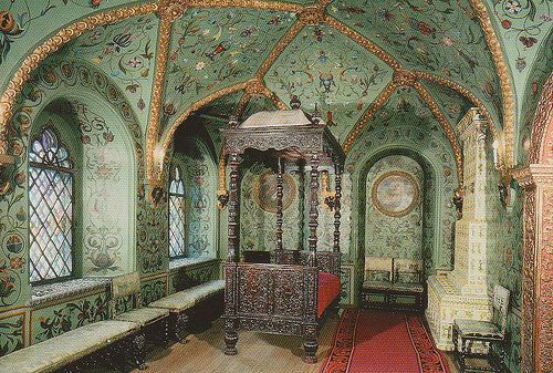 The Terem Palace, Moscow                                                                                                                                                                                 More