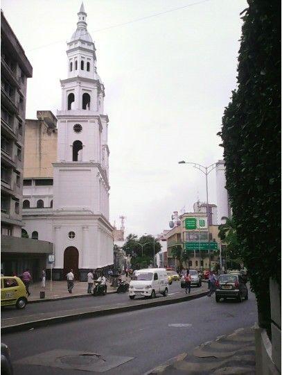 Catedral de La Sagrada Familia in Bucaramanga, Santander