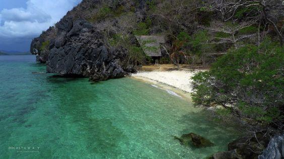 Hidden Beach Villa, Philippines