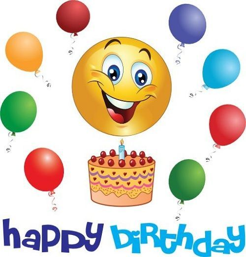 Happy Birthday Emoji Copy And Paste – Best Happy Birthday Wishes   Birthday  emoticons, Happy birthday emoji, Happy birthday fun