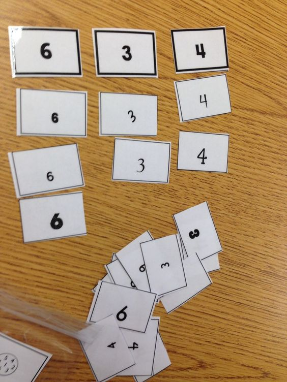 The Autism Helper - Easy Math Sorts