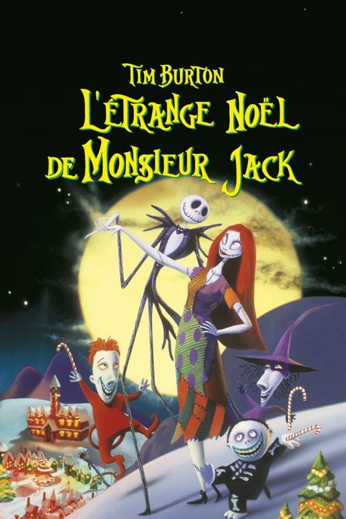 Watch The Nightmare Before Christmas Full Movie Film Completi Film