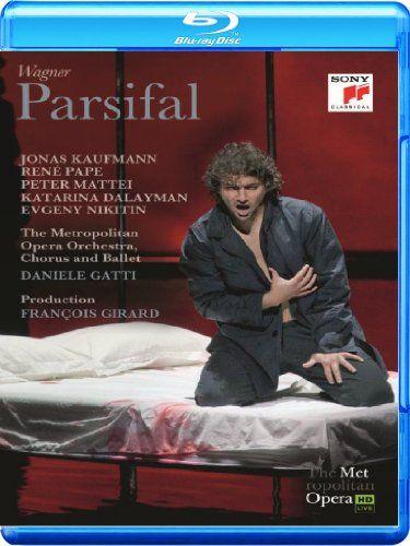 Wagner: Parsifal (Blu-ray) - http://www.rekomande.com/wagner-parsifal-blu-ray/