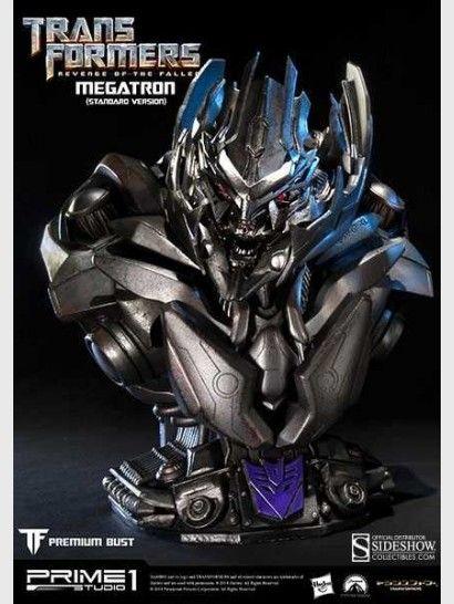 Transformers - Megatron Polystone Büste 20 cm