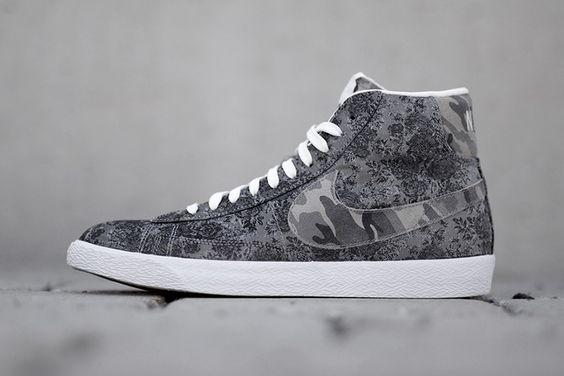 Nike Blazer Mid Premium Vintage: Floral Pack