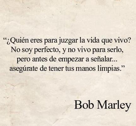 Grandes Frases De Bob Marley El Dios Del Reggae Frases Para