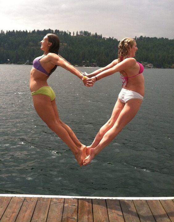 Jumping hart