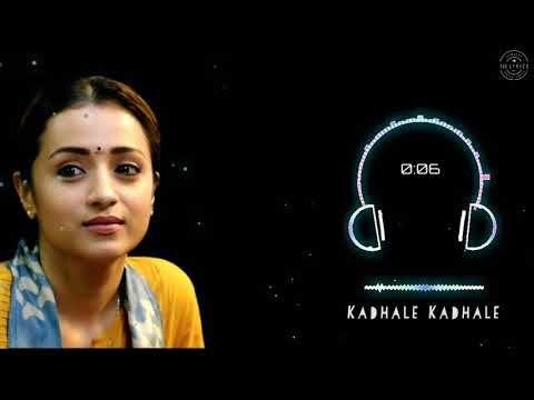 96 Kadhale Kadhale Ringtone Bgm Whatsapp Status Youtube In 2020 Songs Music Download Mp3 Song