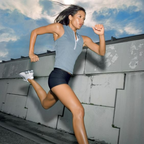 Tips! A running workout is an all-star calorie crusher, mood enhancer, and disease fighter. And you don't have to be hardcore to reap its many benefits. Try our easy get-up-and-go plan and watch the weight melt away.