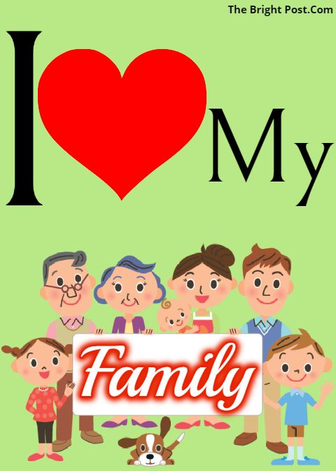 I Love My Family Love My Family Love Some Beautiful Images