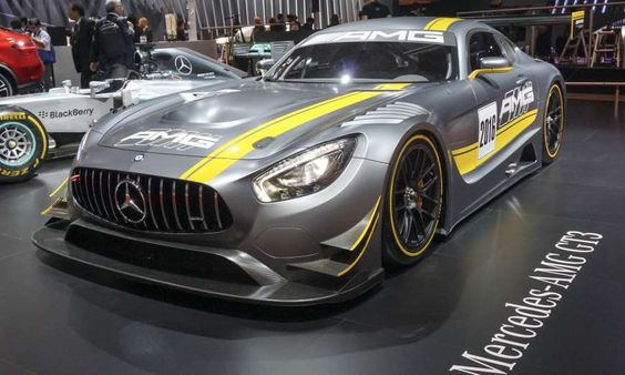 Mercedes-AMG GT3 - Perry Stern, Automotive Content Experience
