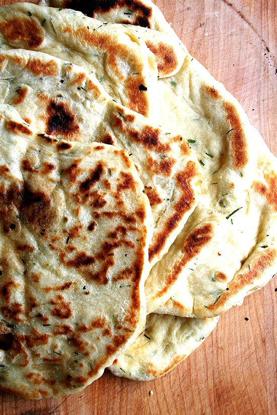 Bäco flatbread. clicking the picture will open the recipe in the Los Angeles Times