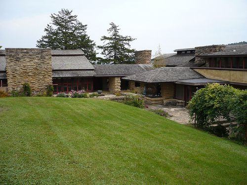 Taliesin East, Frank Lloyd Wright