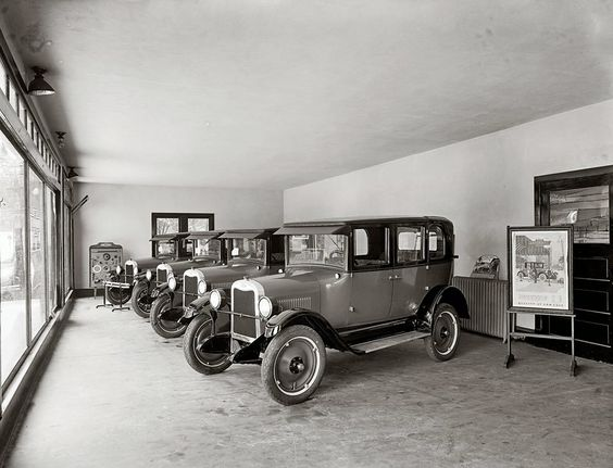 Chevy Dealership Photo 8x10 Maryland 1926 Colorized Chevy Dealerships Car Dealership Chevrolet Dealership