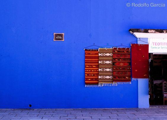 https://flic.kr/p/pUNWXs | Color! | Artesanías del estado de Oaxaca, México.