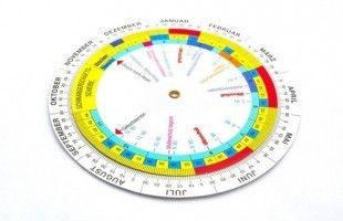 Calculadora de embarazo y días fértiles