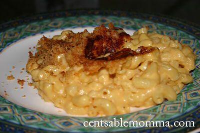 Homemade-Mac-and-Cheese (Ninja)
