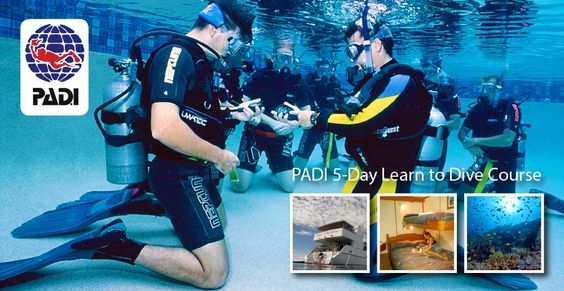 Pro-Dive Cairns PADI Learn to Dive Course