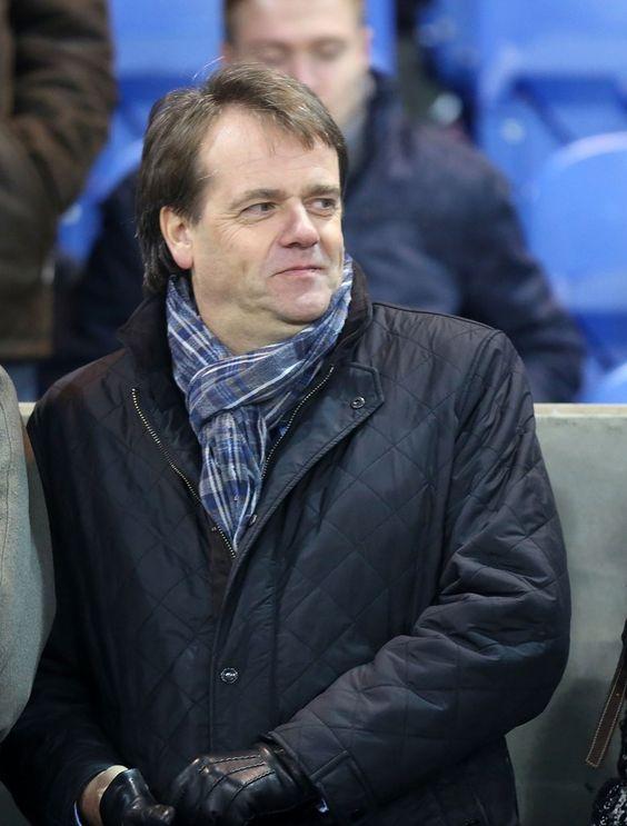 Paul Allaerts, technisch Directeur van de KNVB