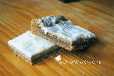 A Chick Who Can Cook: Bars