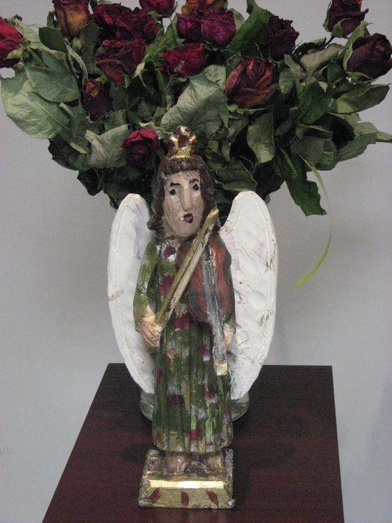 Anioł, Antoni Mazur