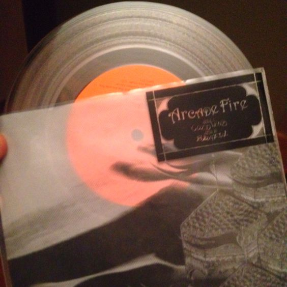 """Arcade Fire 7"""""""