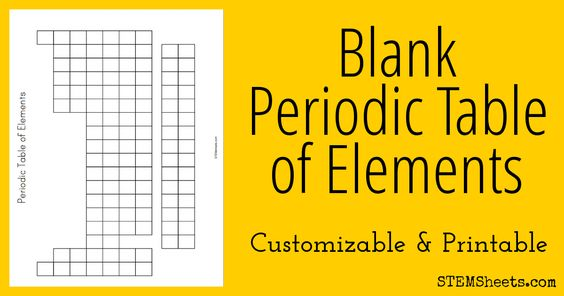 chemistry worksheets periodic table and colors on pinterest. Black Bedroom Furniture Sets. Home Design Ideas