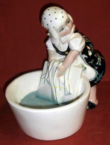 C899 Statua Ceramica Essevi 1936 Torino Lenci Scultura