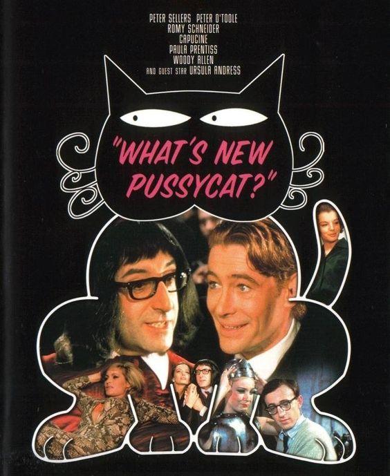 Que é Que Há Gatinha? - 1964