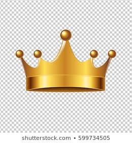 Golden Crown For The Queen Golden Crown Crown Png Crown Clip Art