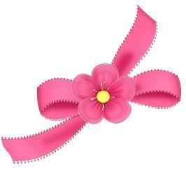 BAUZINHO DA WEB - BAÚ DA WEB : Laços em png rosa com fundo transparente! Laços de cetim em png