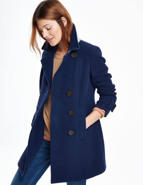 Ledbury pea coat we500 coats at boden style i like for Boden preview autumn 2015