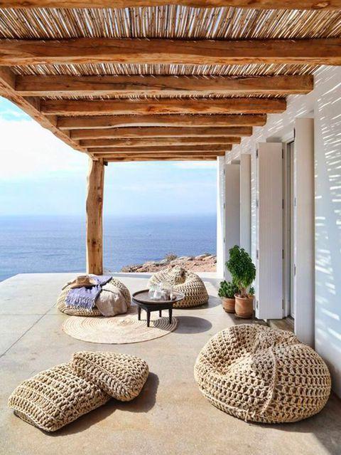15 Terrazas De Estilo Mediterráneo Diseño De Terraza