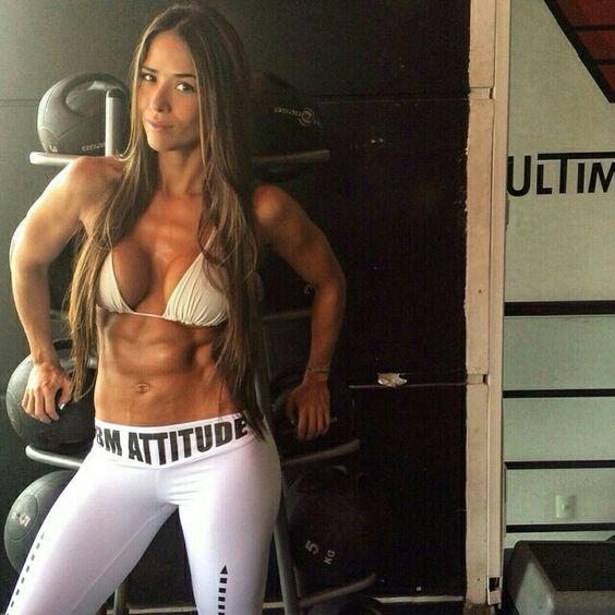 Shadows, Bodybuilding and Girl fashion on Pinterest