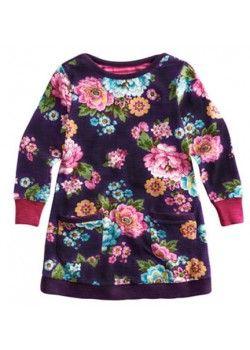- adorable floral dress for little girls---Bangles Posy Dress from www.mylittledarling.com