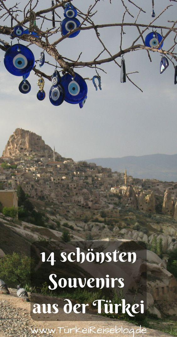 Die 14 schönsten Souvenirs und Mitbringsel aus der Türkei findest du in meinem neuen Blogbeitrag. Darin kannst du auch darüber abstimmen welches dir am besten gefällt! http://www.tuerkeireiseblog.de/souvenir-mitbringsel-tuerkei/