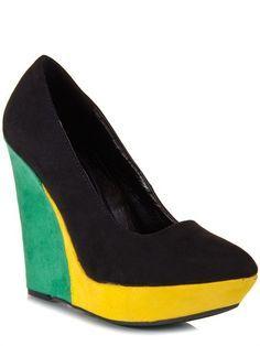 Brilliant Jamaica Shoes